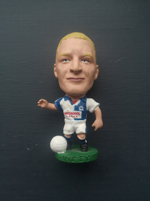 David Batty Blackburn Rovers PL84 Loose