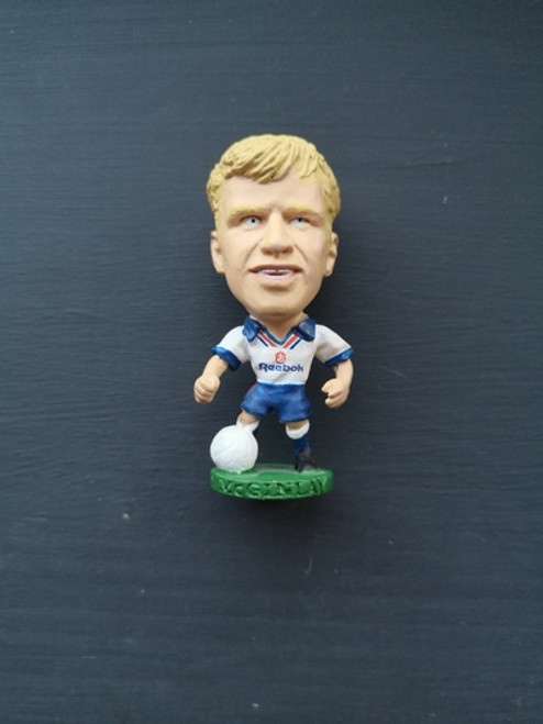 John McGinley Bolton Wanderers PL60 Loose