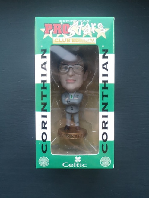 Martin O'Neil Glasgow Celtic CG141 Blister