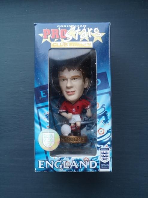 Paul Scholes England CG185 Blister