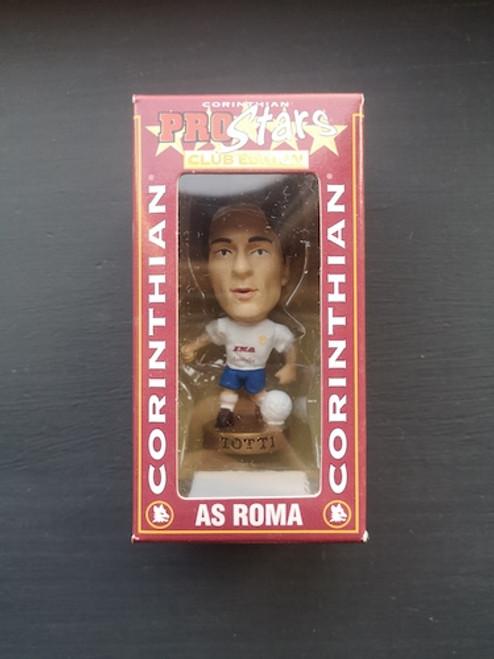 Francesco Totti AS Roma CG157 Blister
