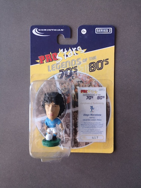 Diego Maradona Napoli PRO942 Blister