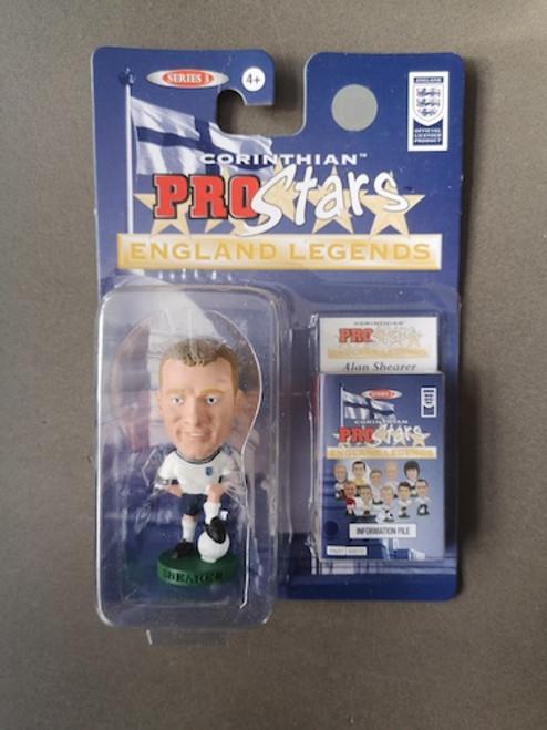 Alan Shearer England PRO121 Blister