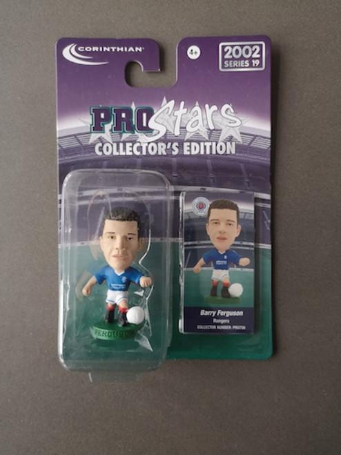 Barry Ferguson Glasgow Rangers PRO758 Blister