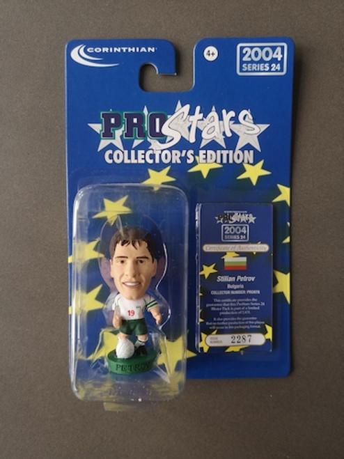 Stilian Petrov Bulgaria PRO976 Blister
