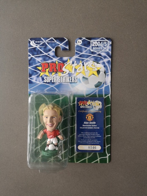 Alan Smith Manchester United PRO1108 Blister