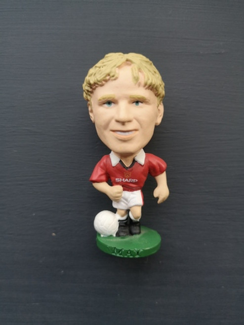 David May Manchester United PL341 B Loose
