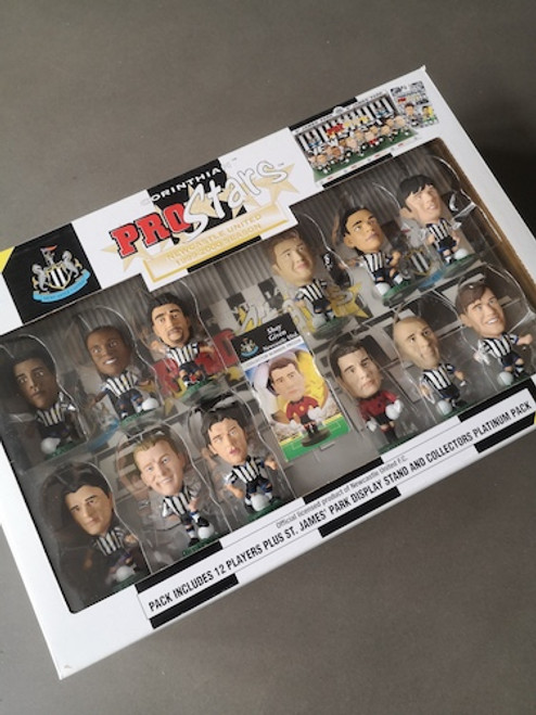 Newcastle United 12 Player Pack Newcastle 56005 Blister