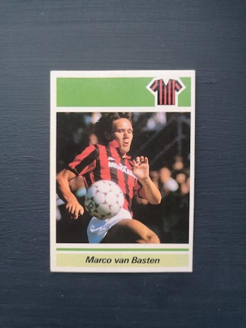 Marco van Basten AC Milan TONKA004 Card