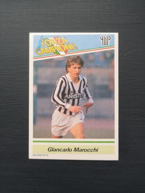Giancarlo Marocchi Juventus TONKA018 Card