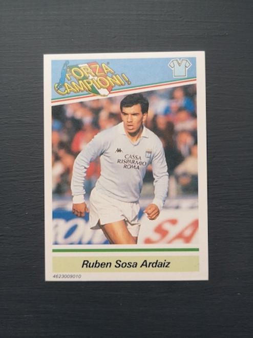 Ruben Sosa-Ardiaz Lazio TONKA024 Card