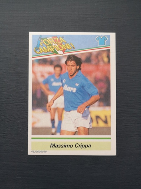 Massimo Crippa Napoli TONKA029 Card