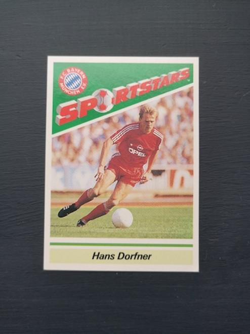 Hans Dorfner Bayern Munchen TONKA086 Card