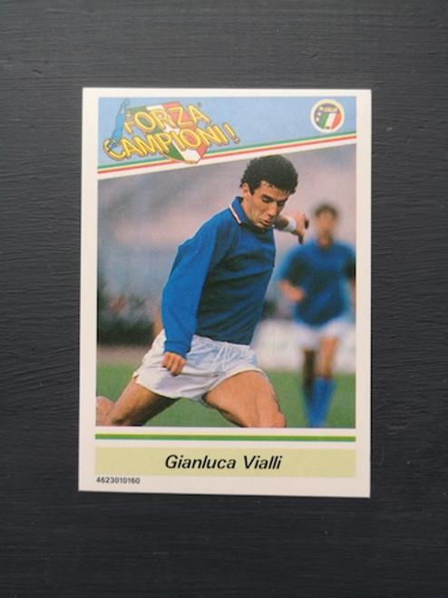 Gianluca Vialli Italy TONKA155 Card