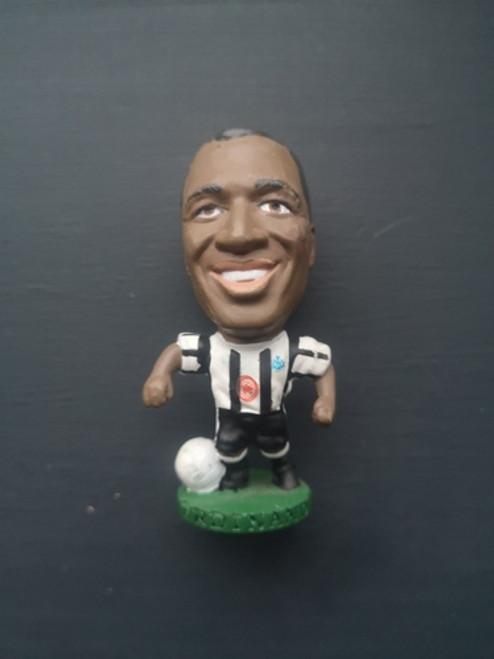 Les Ferdinand Newcastle United PL87 Loose
