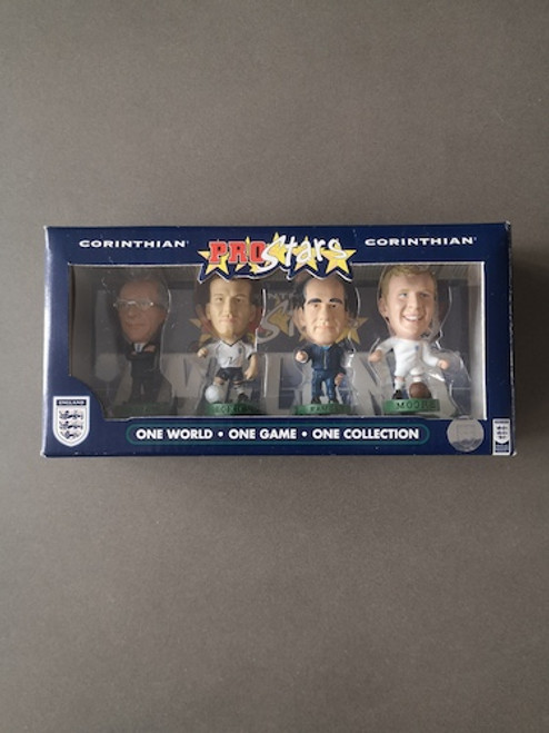 England 4 Pack Now and Then 53902