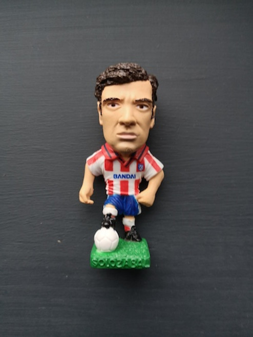 Roberto Solozabal Atletico Madrid BAN010 Loose