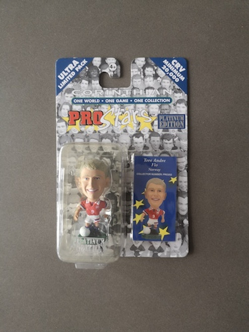 Tore Andre Flo Norway PP252 Blister