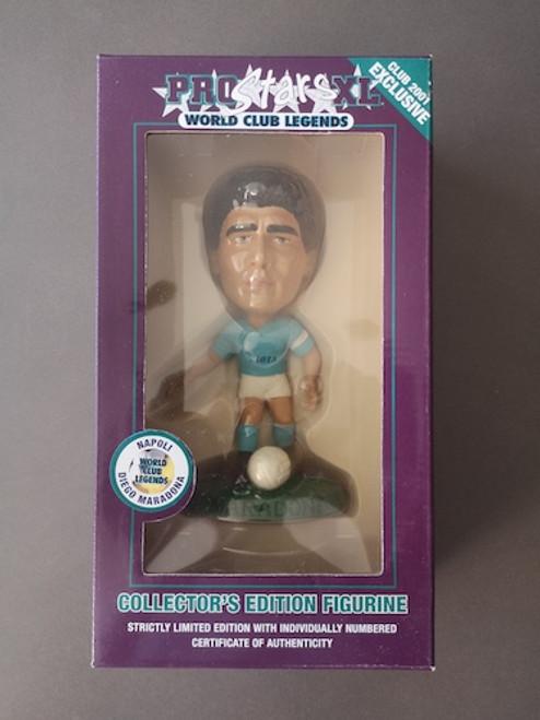 Diego Maradona Napoli XL015 Blister