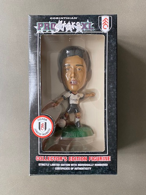 Junichi Inamoto Fulham XL029 Blister