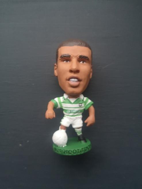 Pierre Van Hooijdonk Glasgow Celtic SP42 Loose