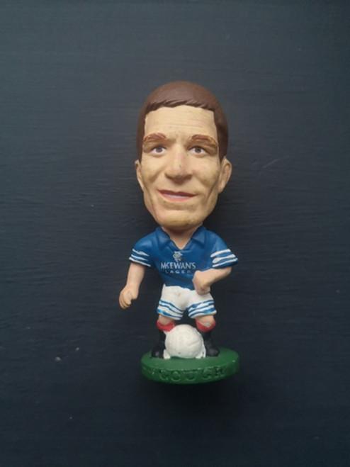 Richard Gough Glasgow Rangers SP11 Loose