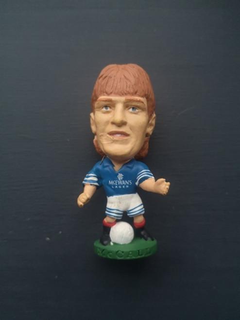 Stuart McCall Glasgow Rangers SP61 Loose