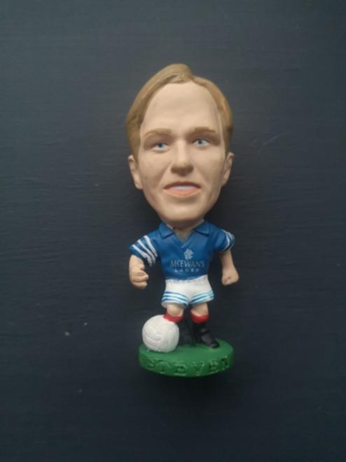 Trevor Steven Glasgow Rangers SP91 Loose