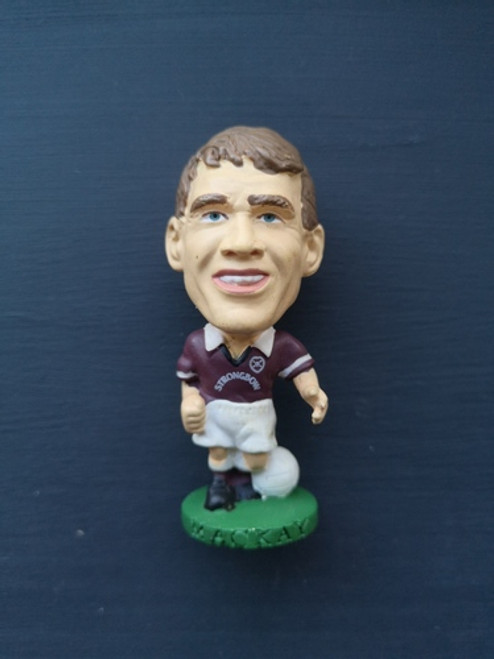 Gary Mackay Heart of Midlothian SP44 Loose