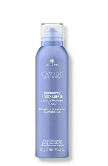 Restructuring Bond Repair Leave-In Treatment Mousse