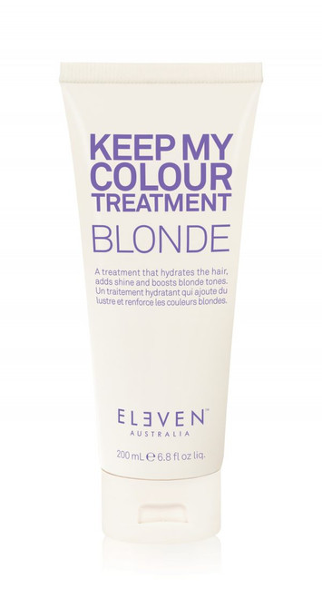 ELEVEN Keep My Colour Blonde Treatment 200ml