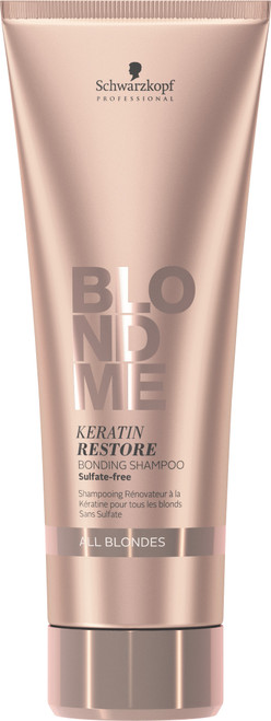 BLONDME Keratin Restore Bonding Shampoo ALL BLONDES
