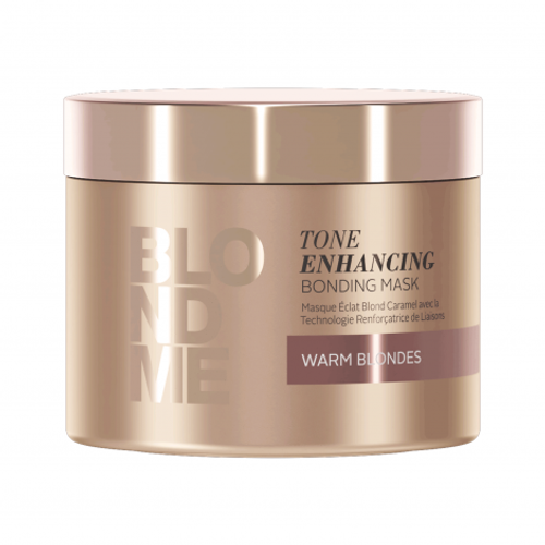BLONDME Tone Enhancing Bonding Mask WARM BLONDES