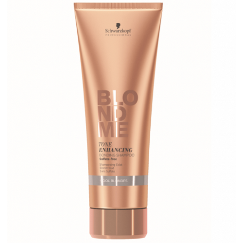 BLONDME Tone Enhancing Bonding Shampoo COOL