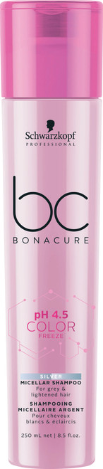 BC Color Freeze Silver Micellar Shampoo