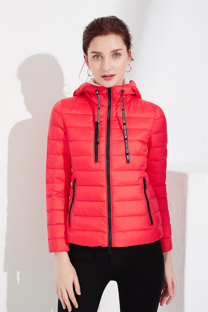 Ladies lightweight down jacket FO-0719-1
