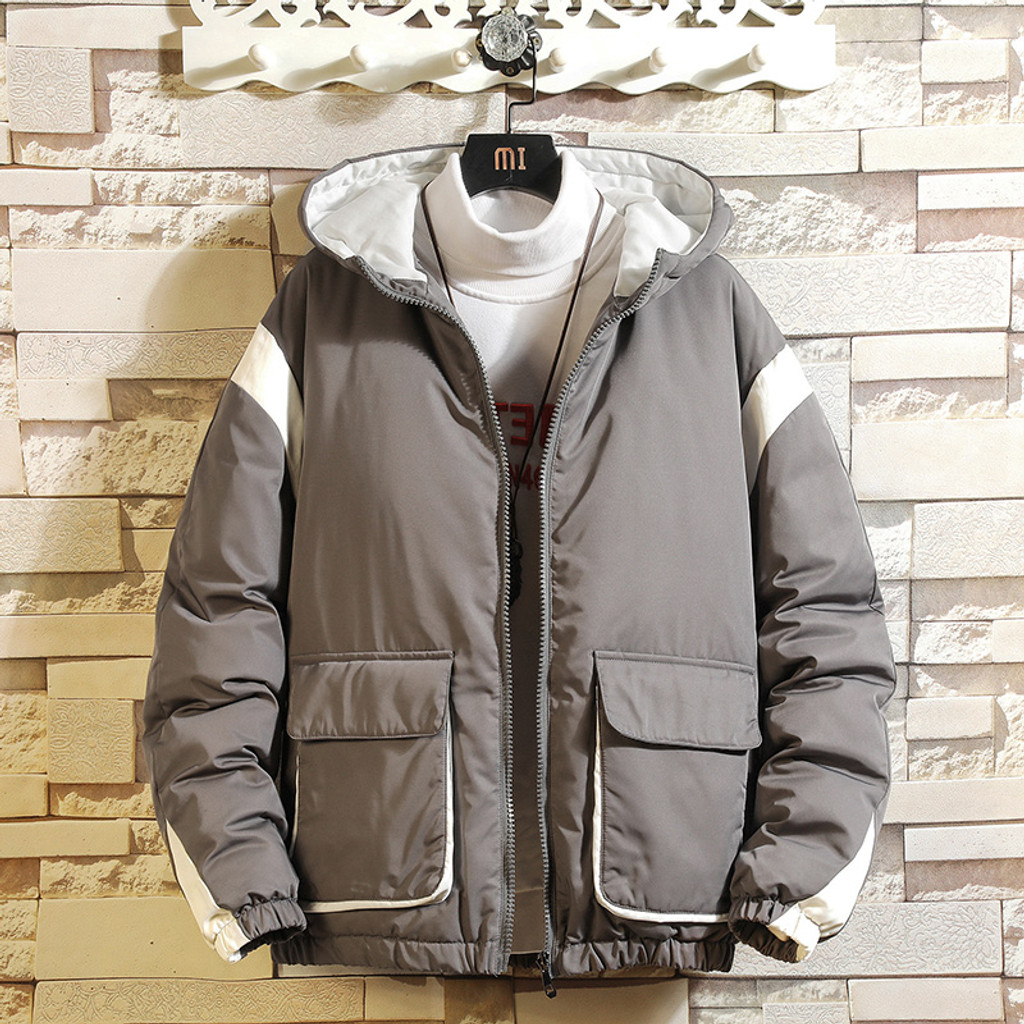 Man down jacket FO-0784