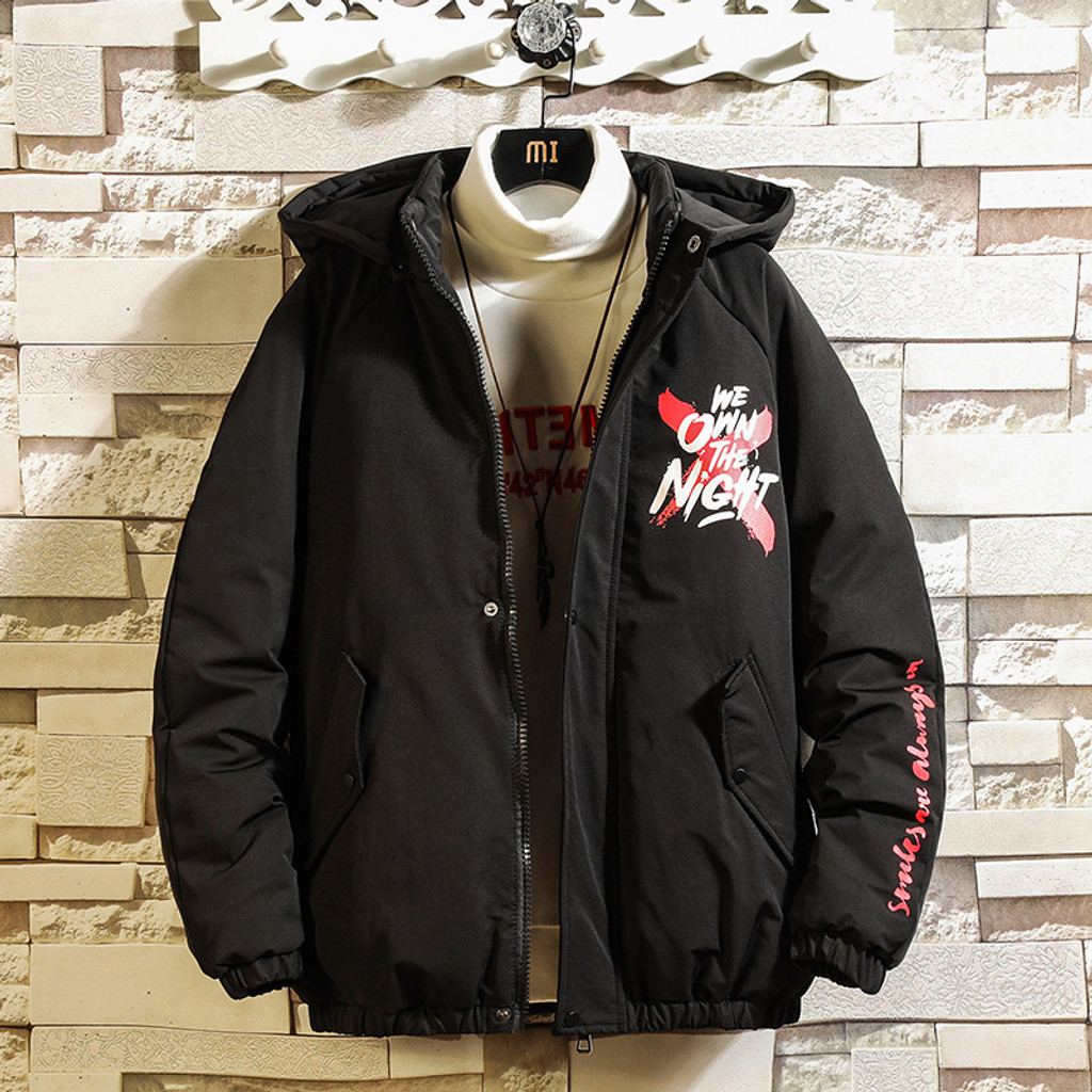 Man down jacket FO-0785