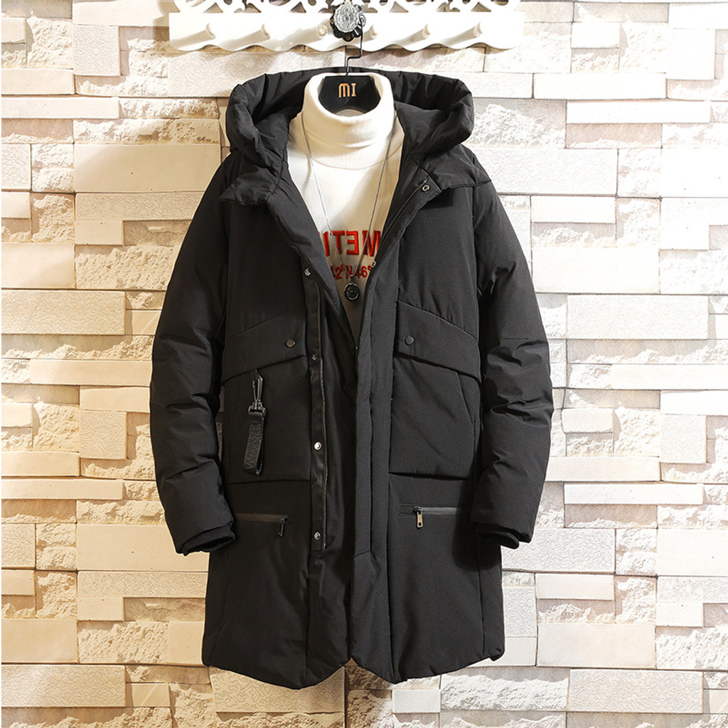 Man down jacket FO-0794