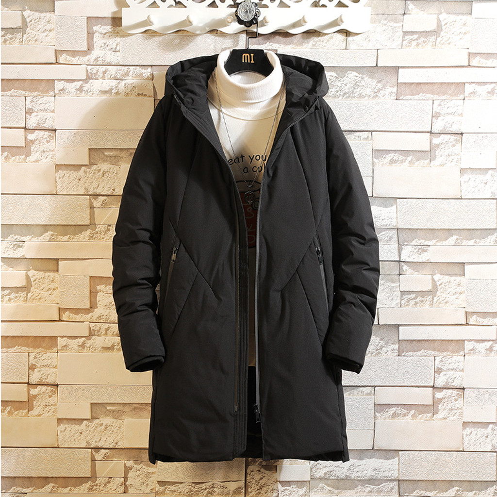 Man down jacket FO-0796