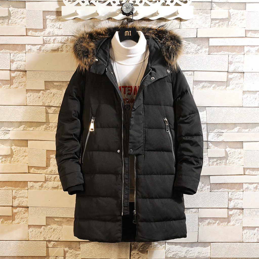 Man down jacket FO-0797