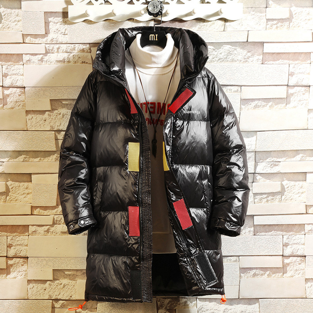 Man's down jacket FO-0803