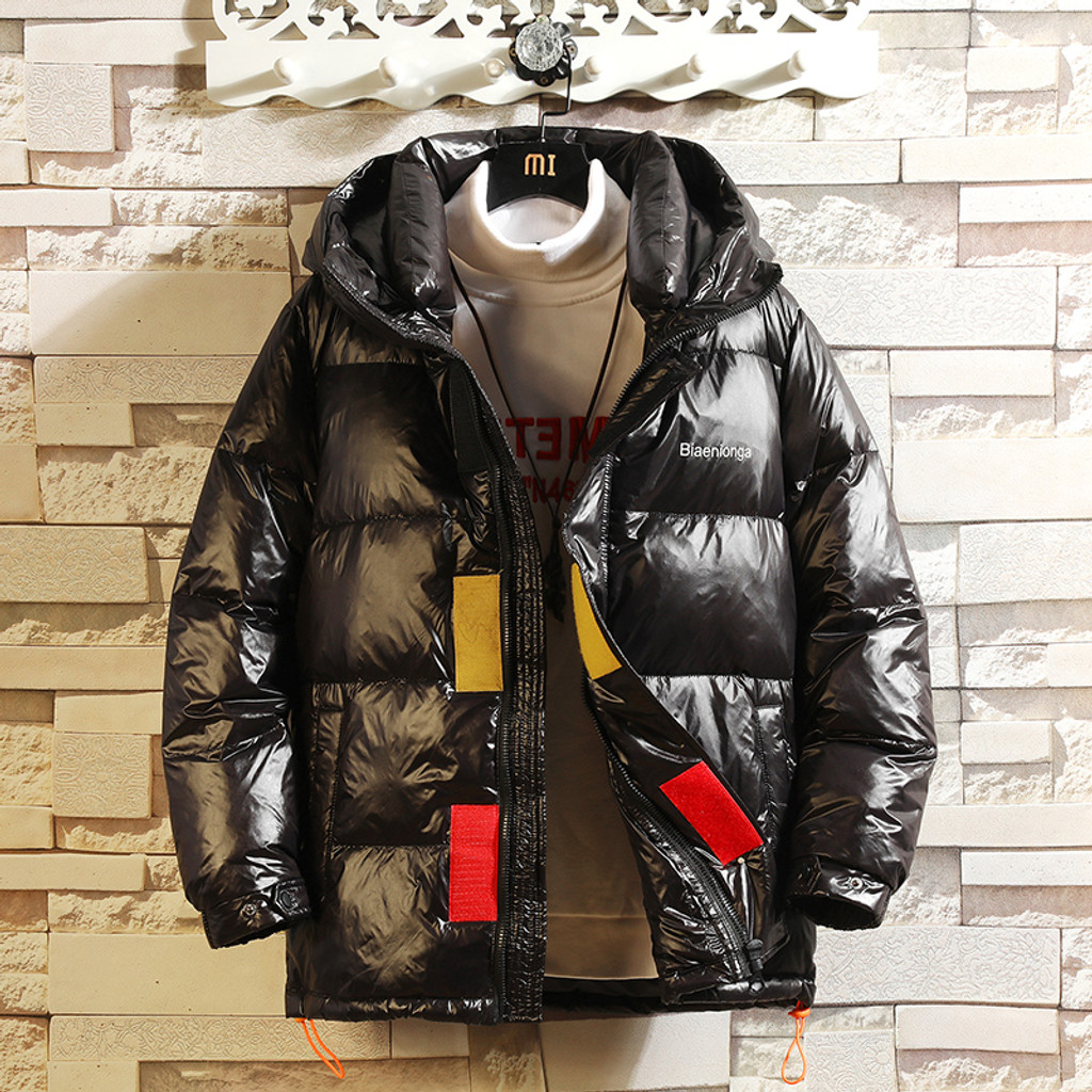 Man down jacket FO-0805