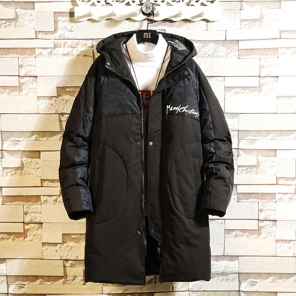 Man down jacket FO-0804