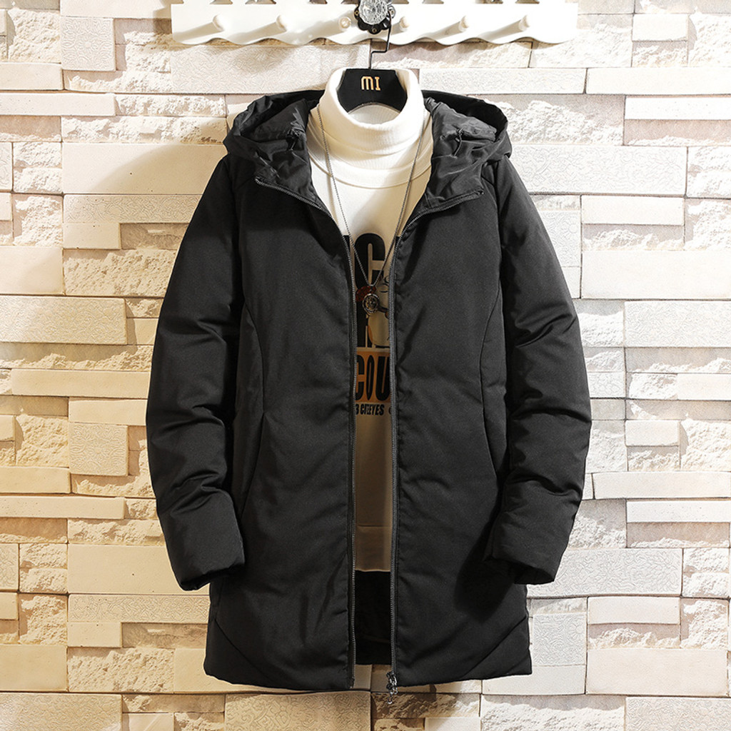Man down jacket FO-0806