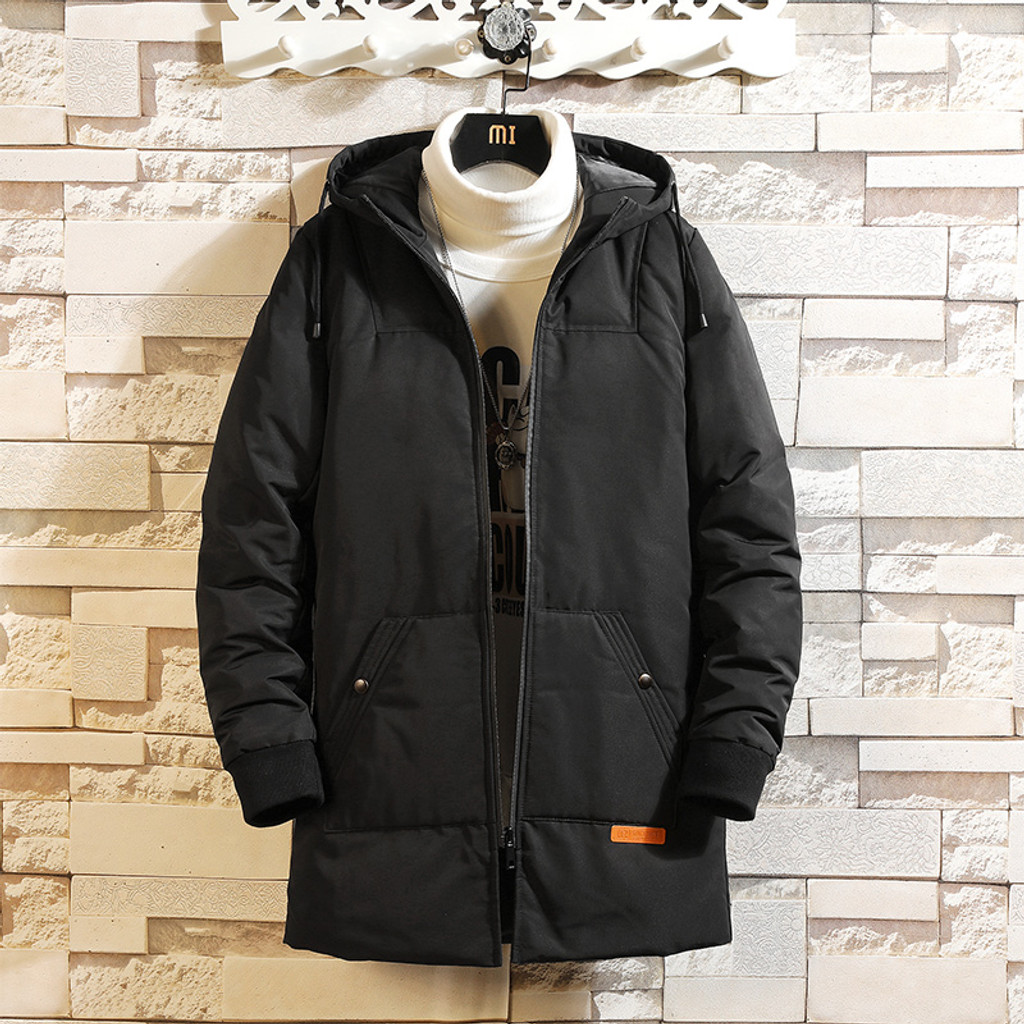 Man down jacket FO-0807