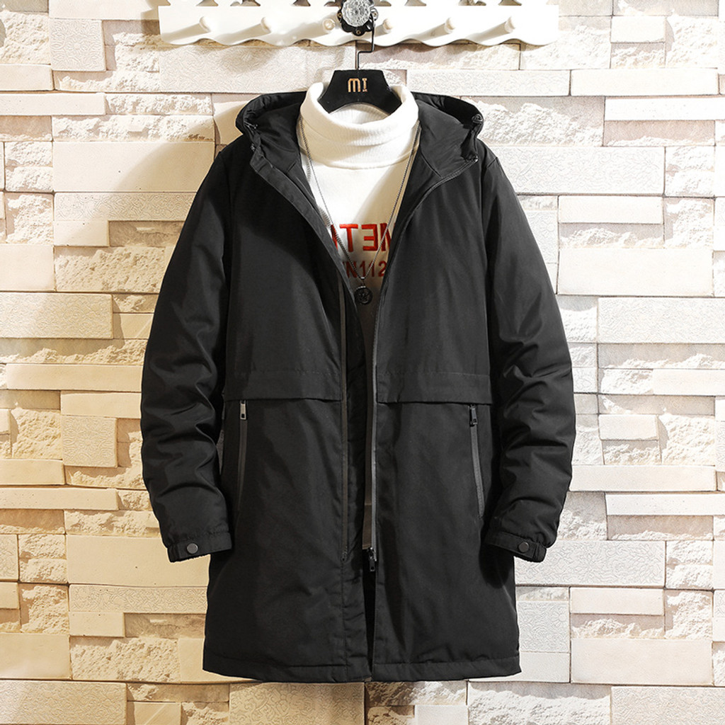 Man down jacket FO-0808