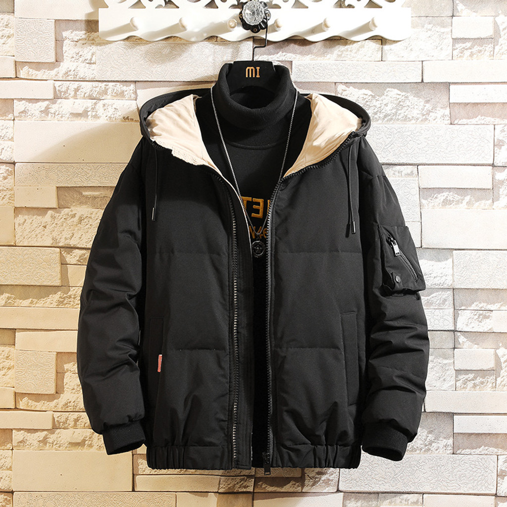 Man down jacket FO-0812