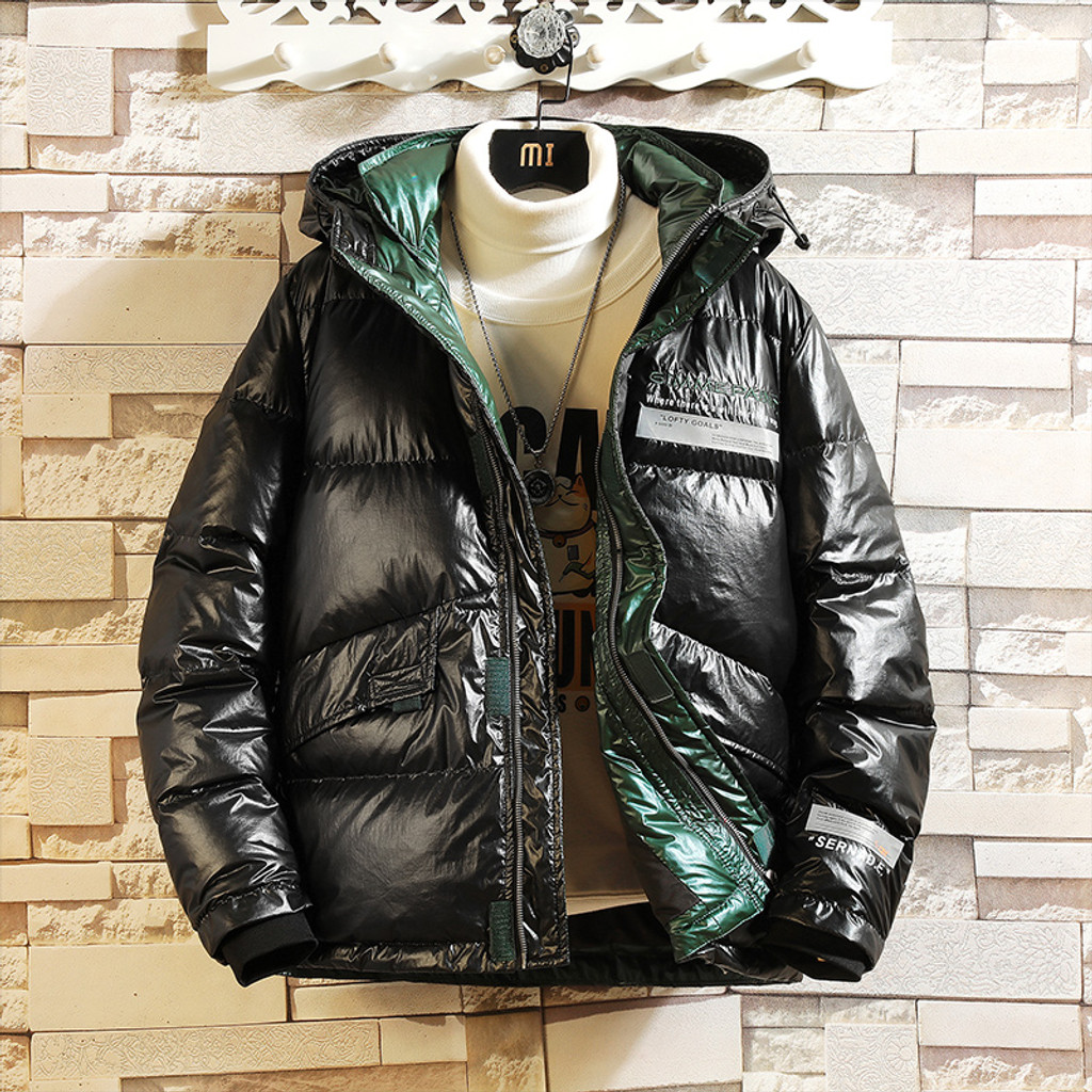 Man's down jacket FO-0788
