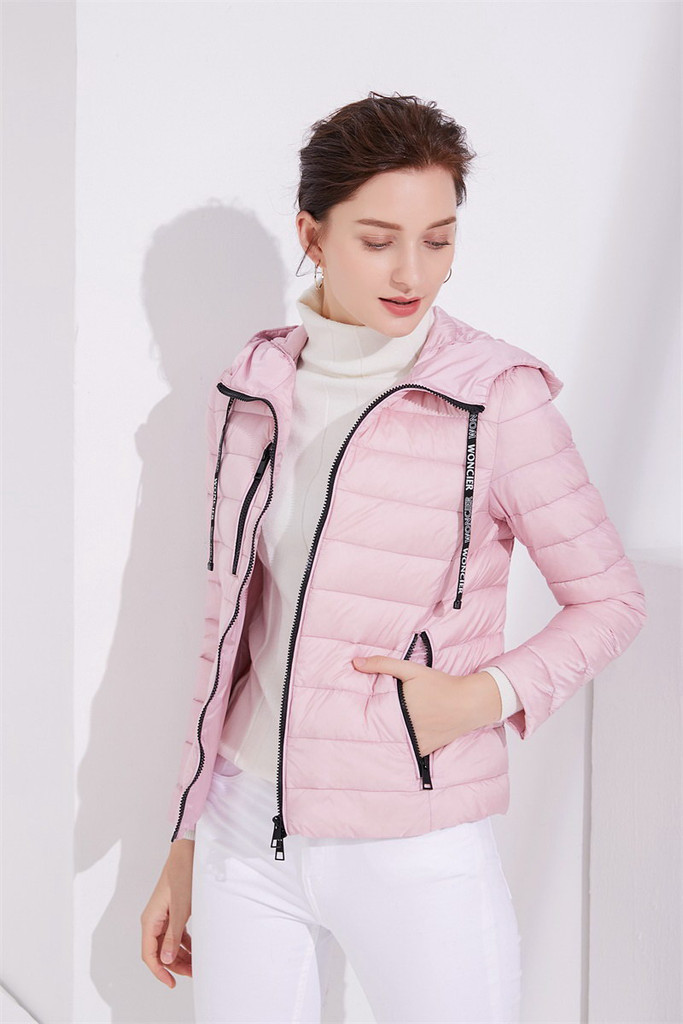 Ladies lightweight down jacket FO-0719-2